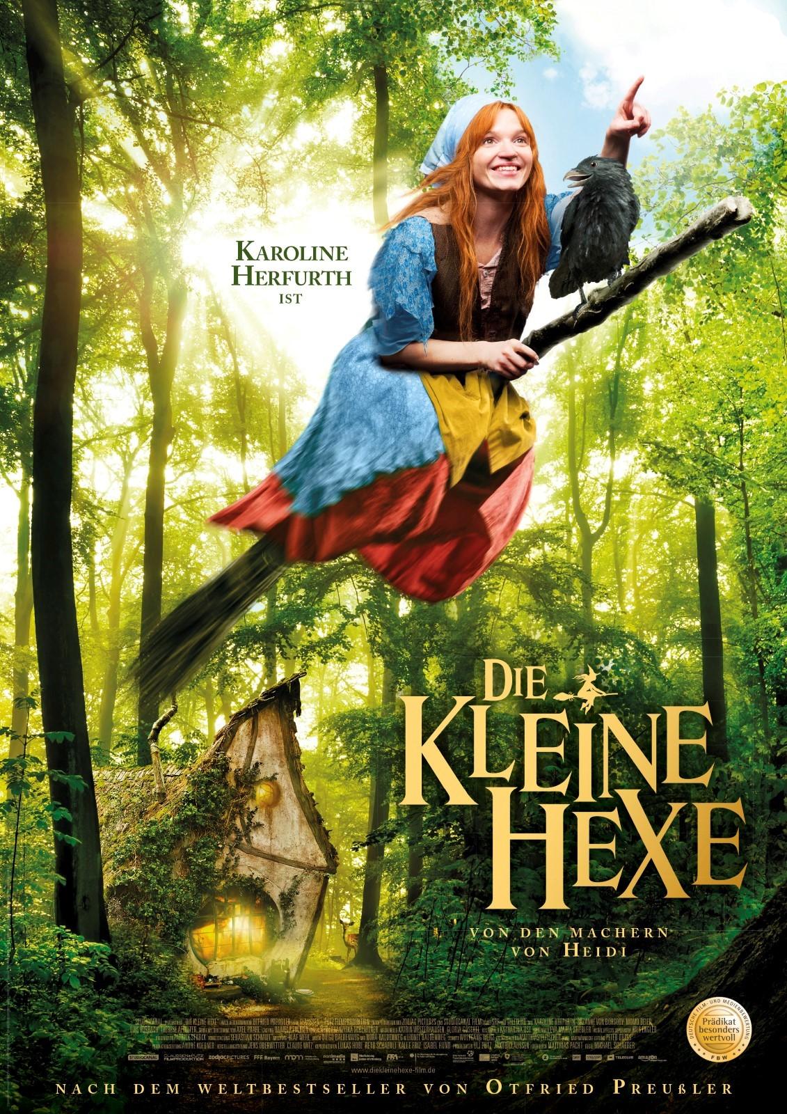 Die Kleine Hexe Film
