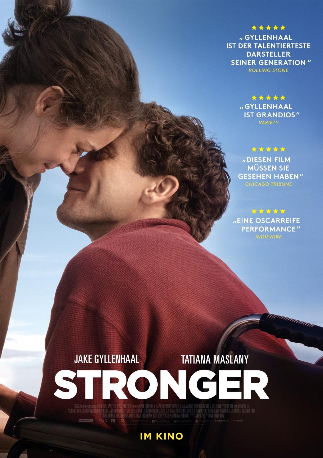 Stronger Film