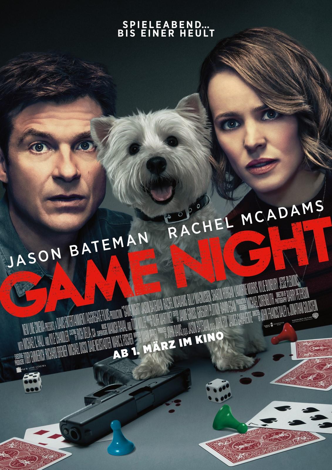 Game Night Film 2018 Filmstartsde