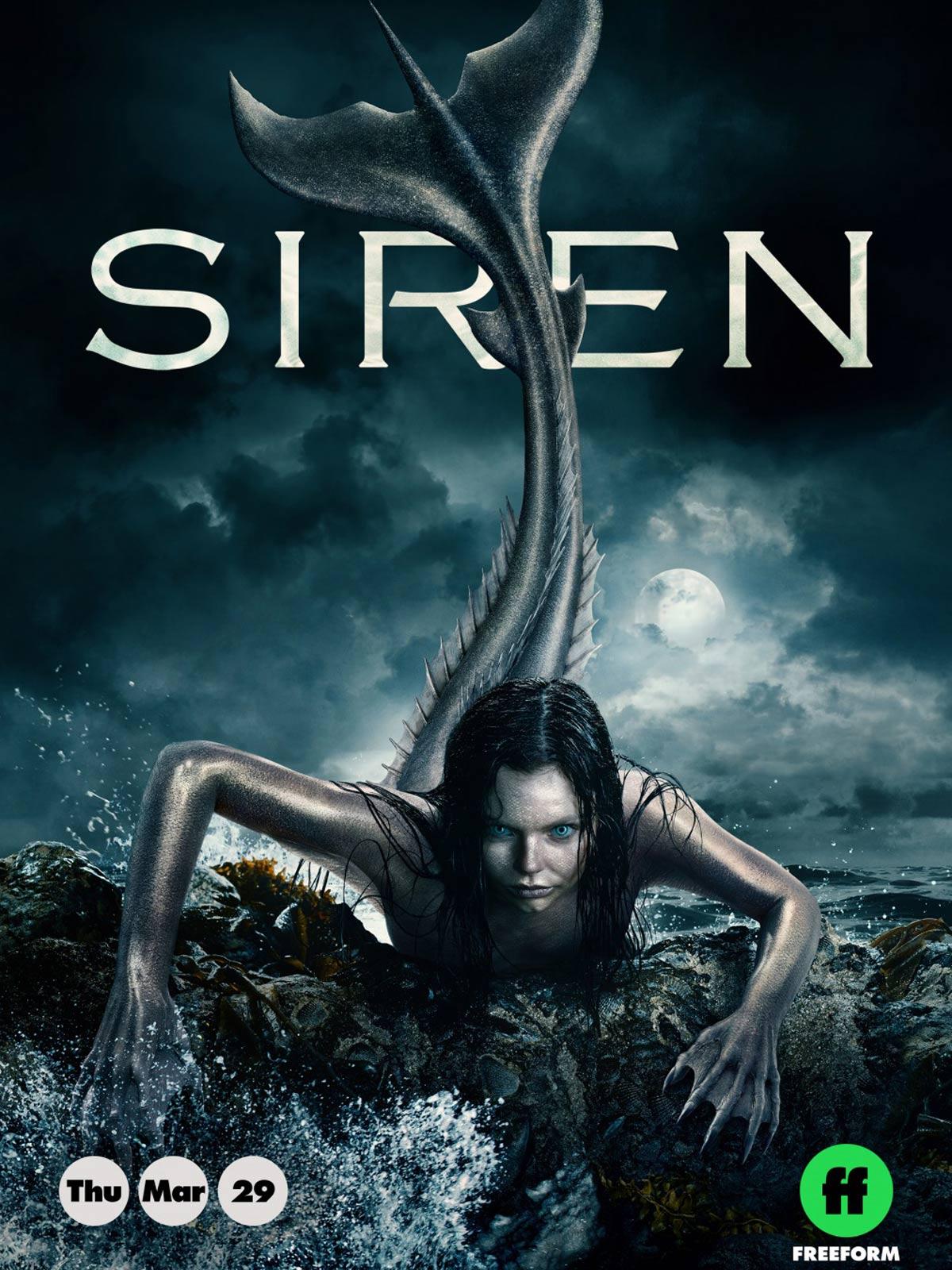 Mysterious Mermaids Serie