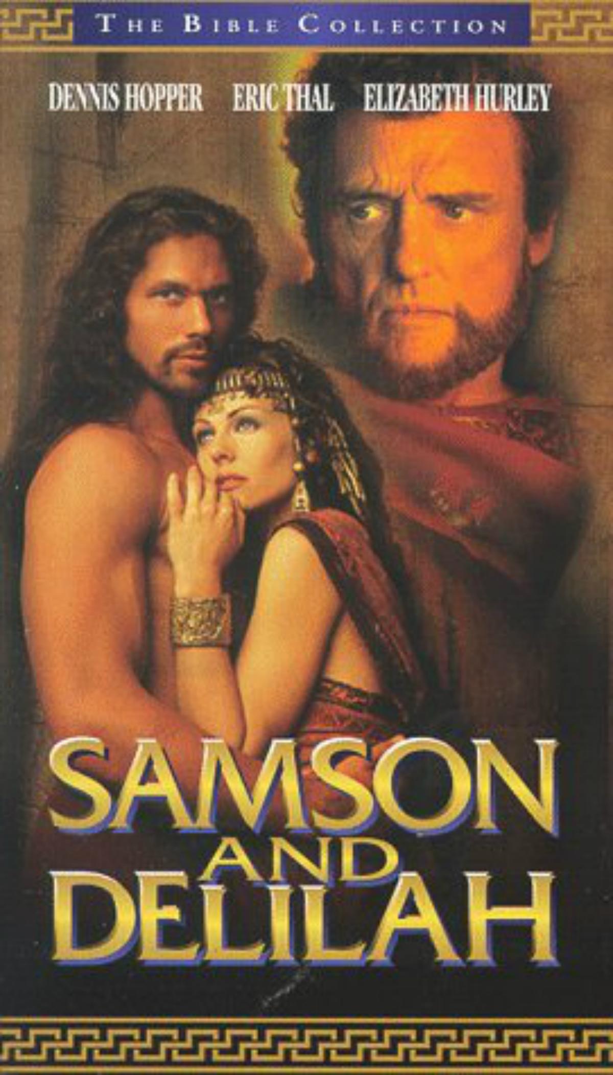 Die Bibel Samson Und Delila