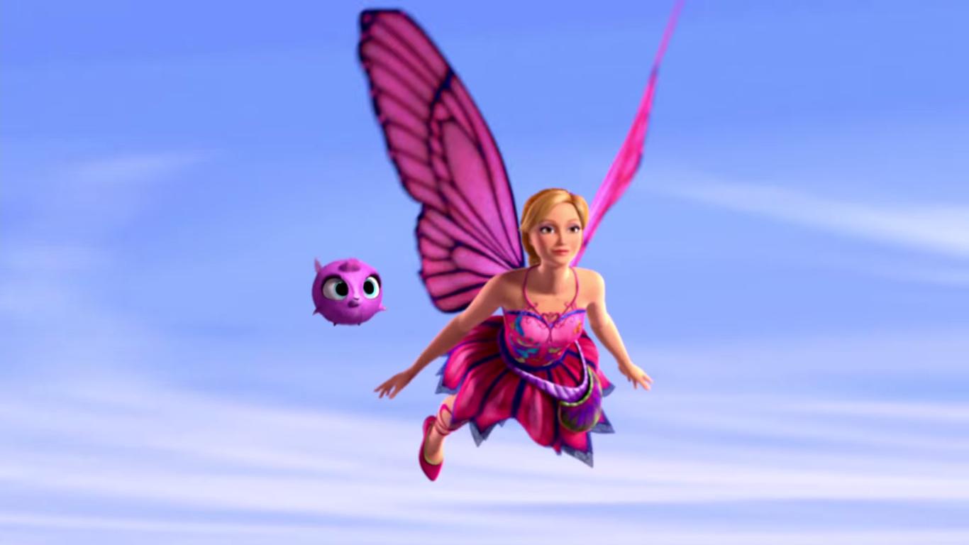 Bild Von Barbie Mariposa And The Fairy Princess Bild 1 Auf 1