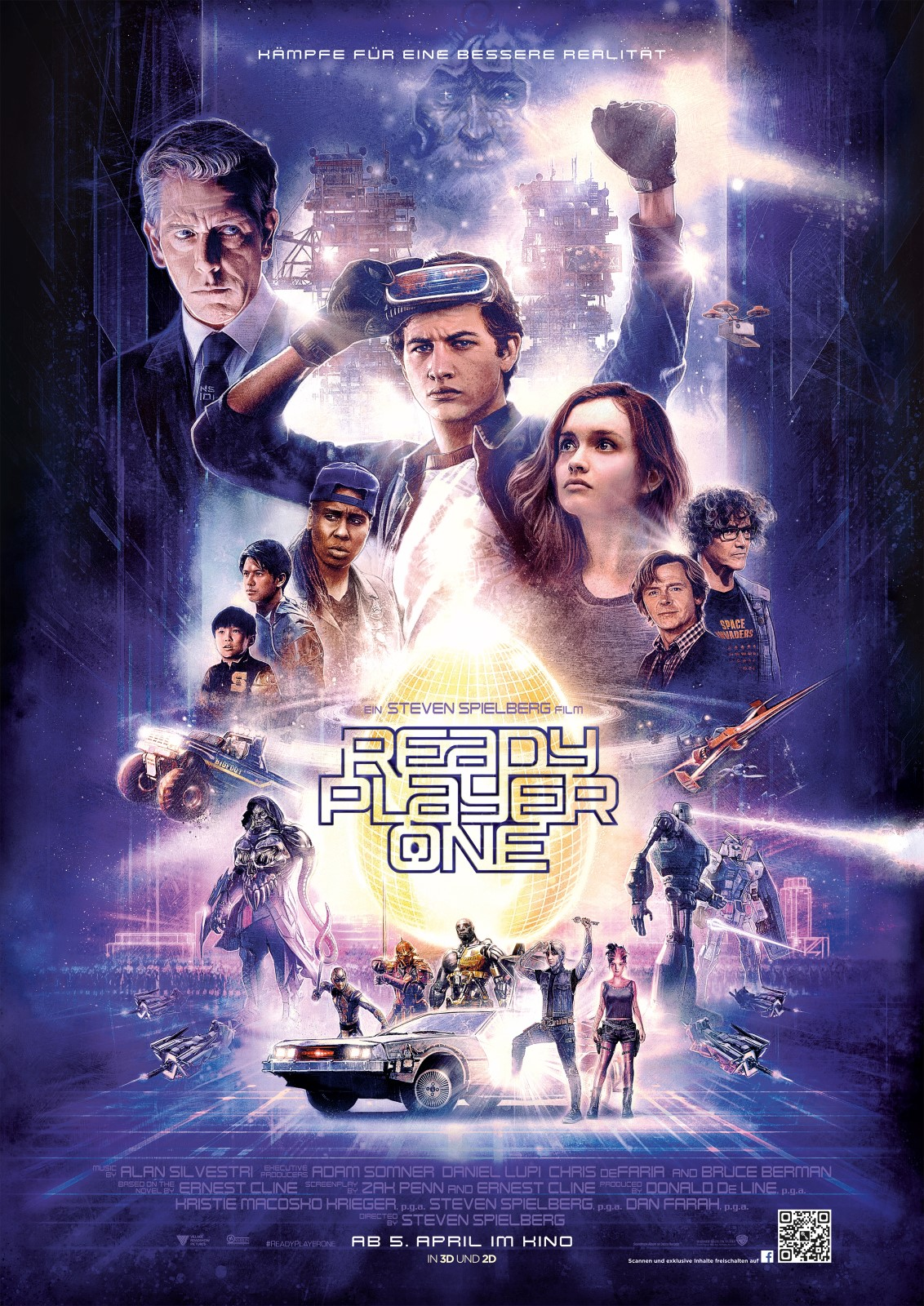 Ready Player One Film 2018 Filmstartsde