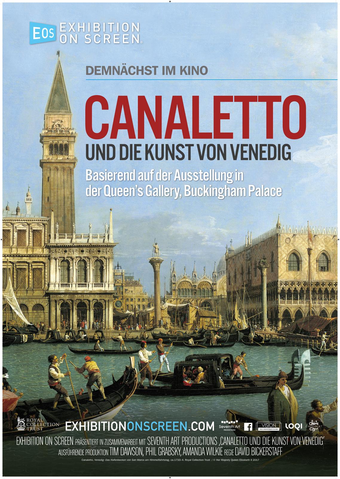 Pressespiegel Zum Film Canaletto Und Die Kunst Von Venedig