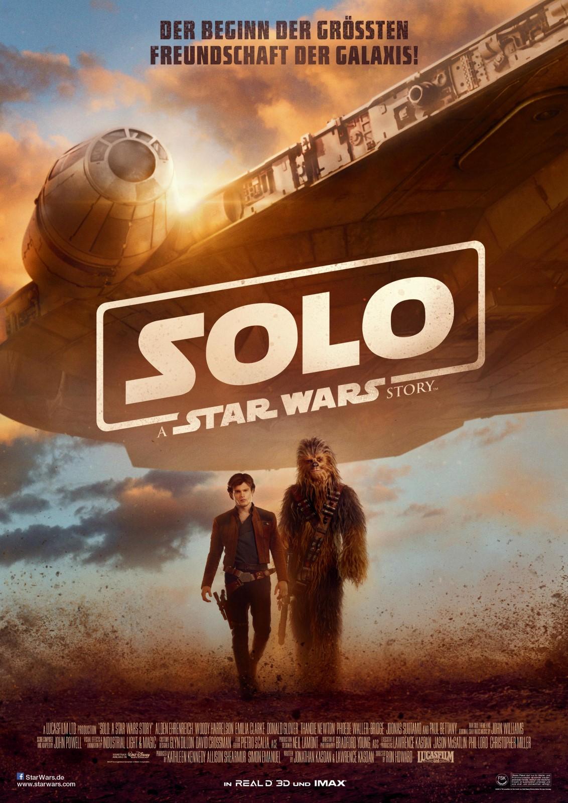 Han Solo Kritik