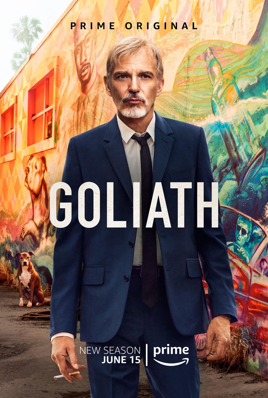 Goliath Staffel 2 Besetzung
