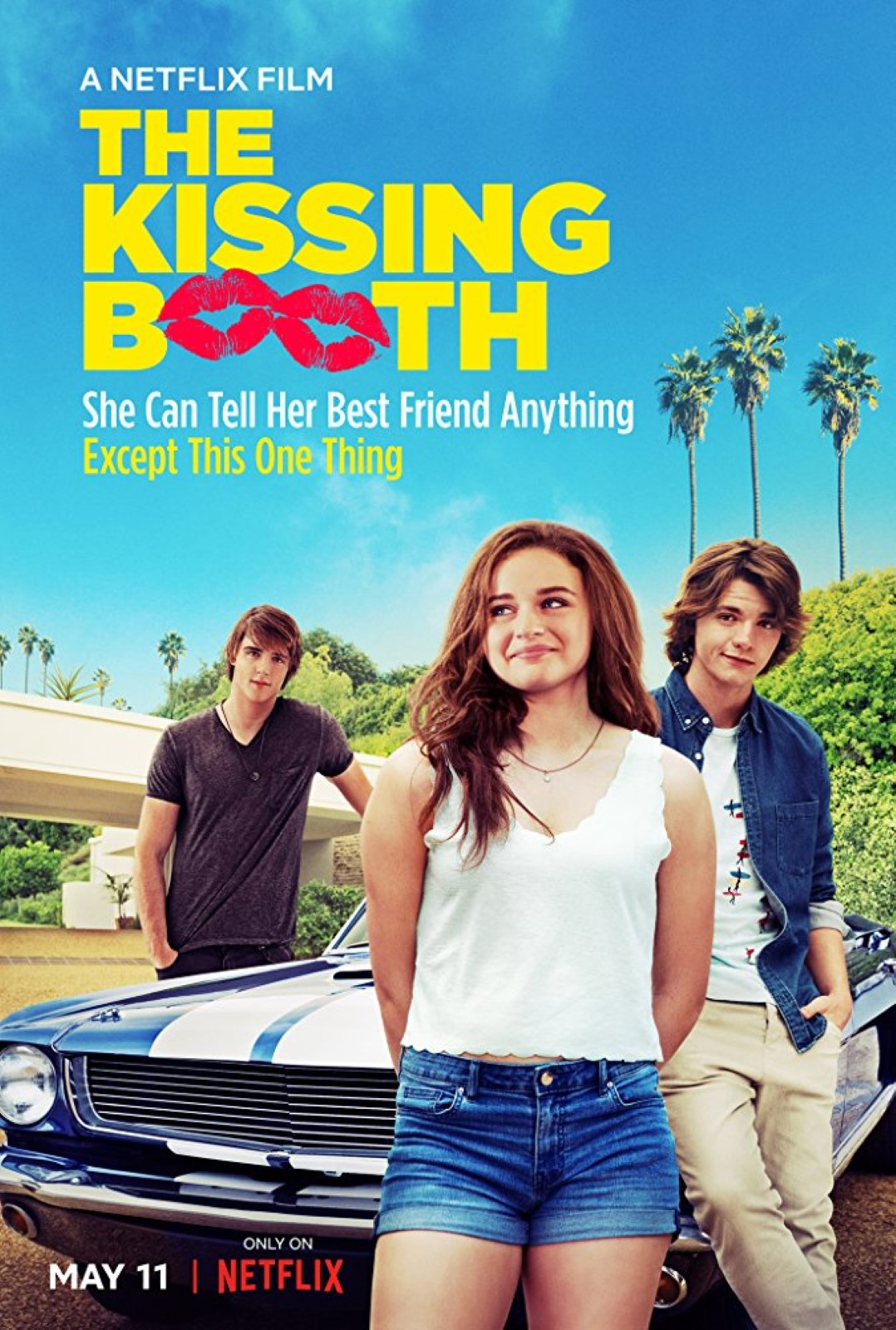 the kissing booth besetzung