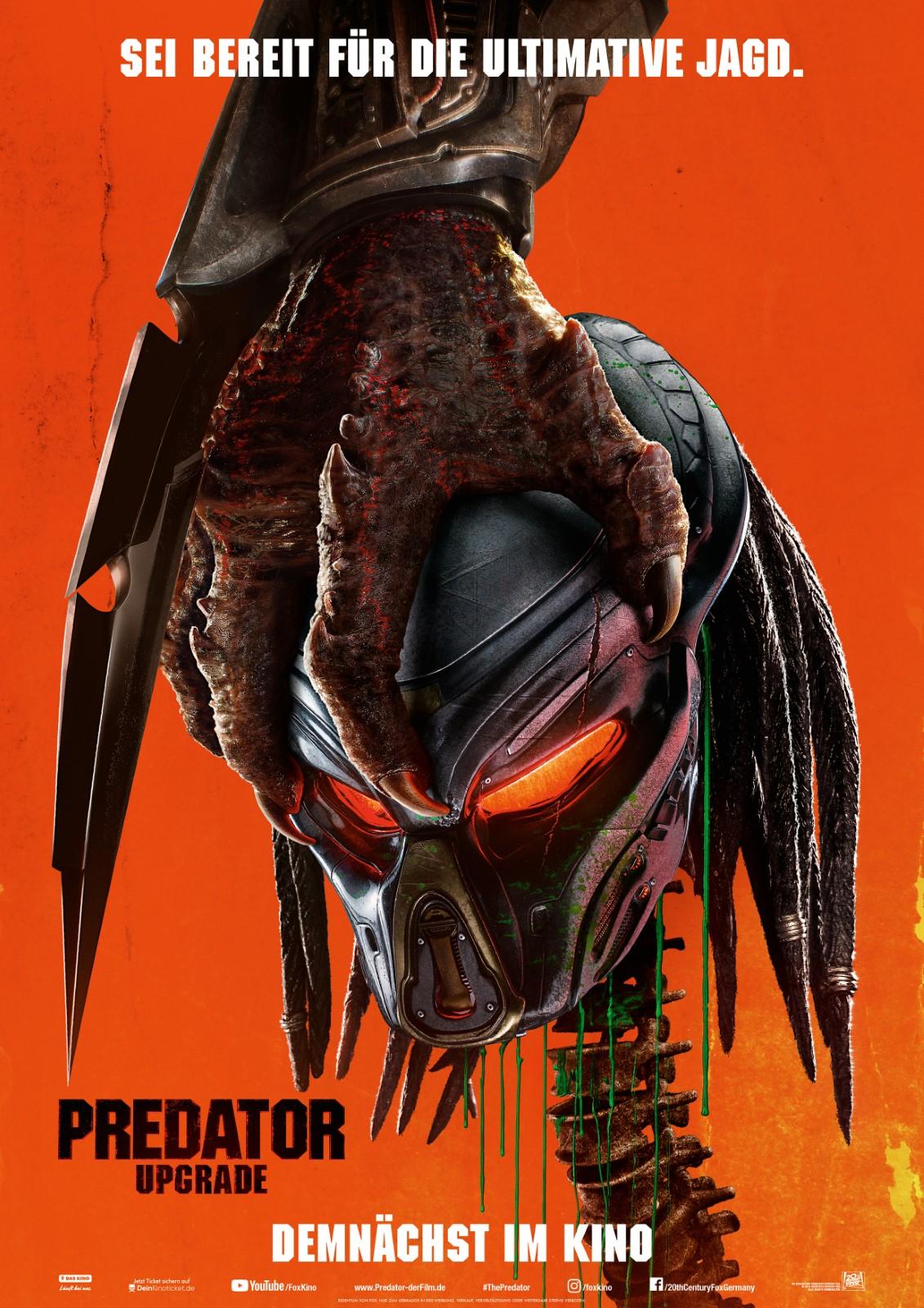 Predator Upgrade Stream Hd Filme