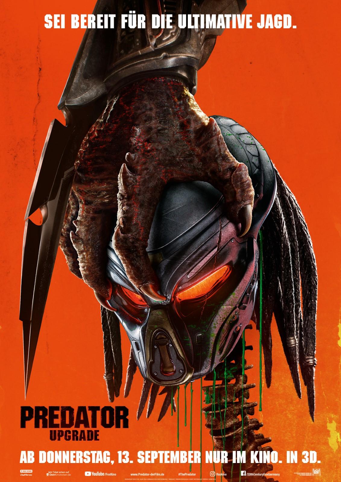 Predator 2019 Besetzung