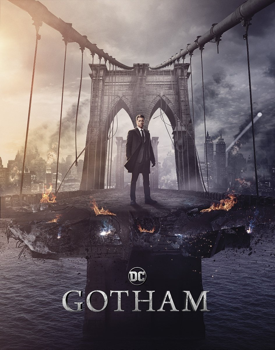 Gotham Staffeln