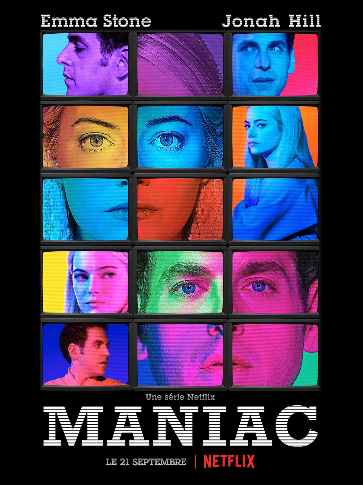 Maniac Serie Kritik