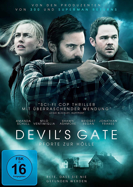 devils gate - pforte zur hölle