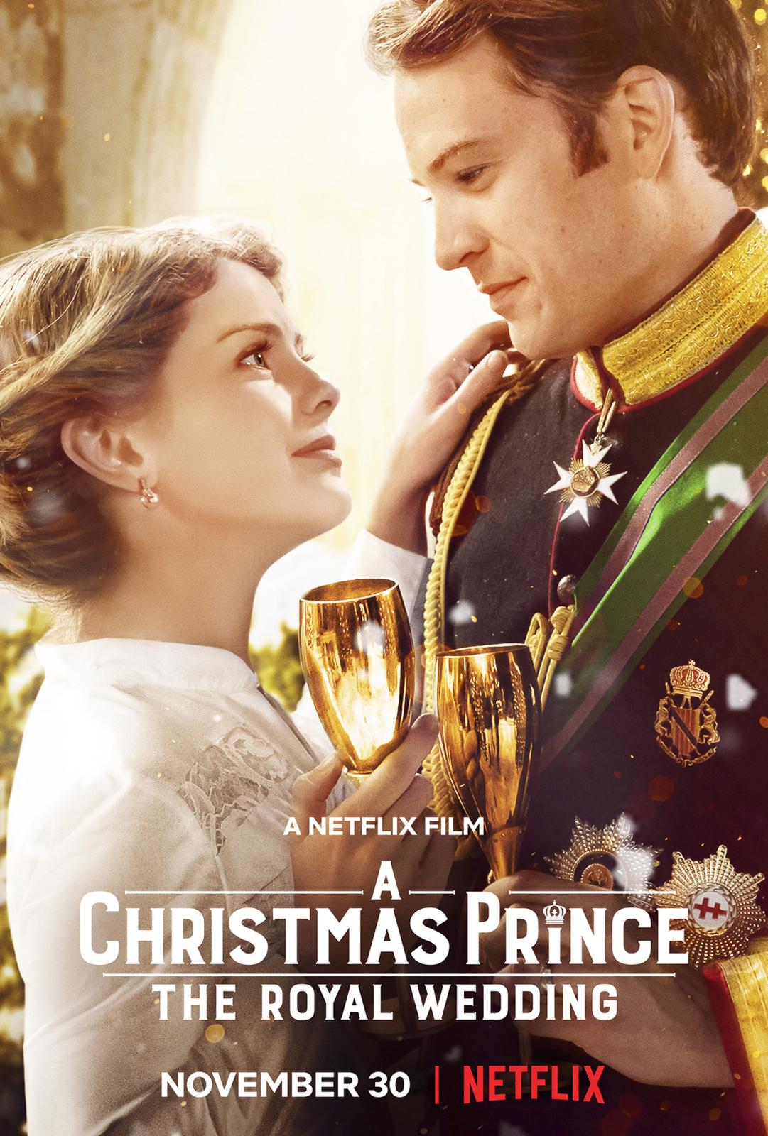 Kritik zu A Christmas Prince 2: The Royal Wedding: Besser als Teil 1 - FILMSTARTS.de