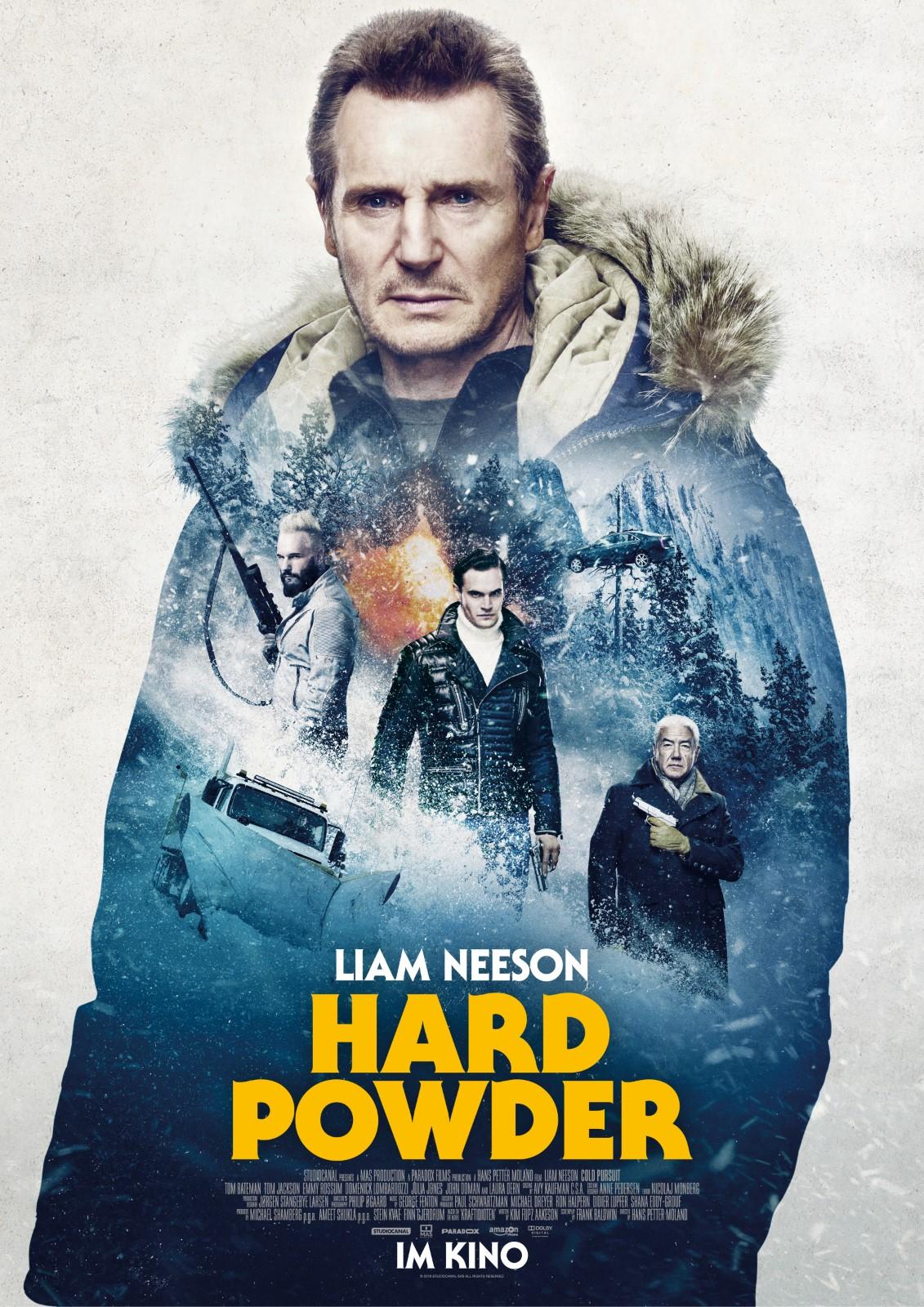 Hard Powder Trailer