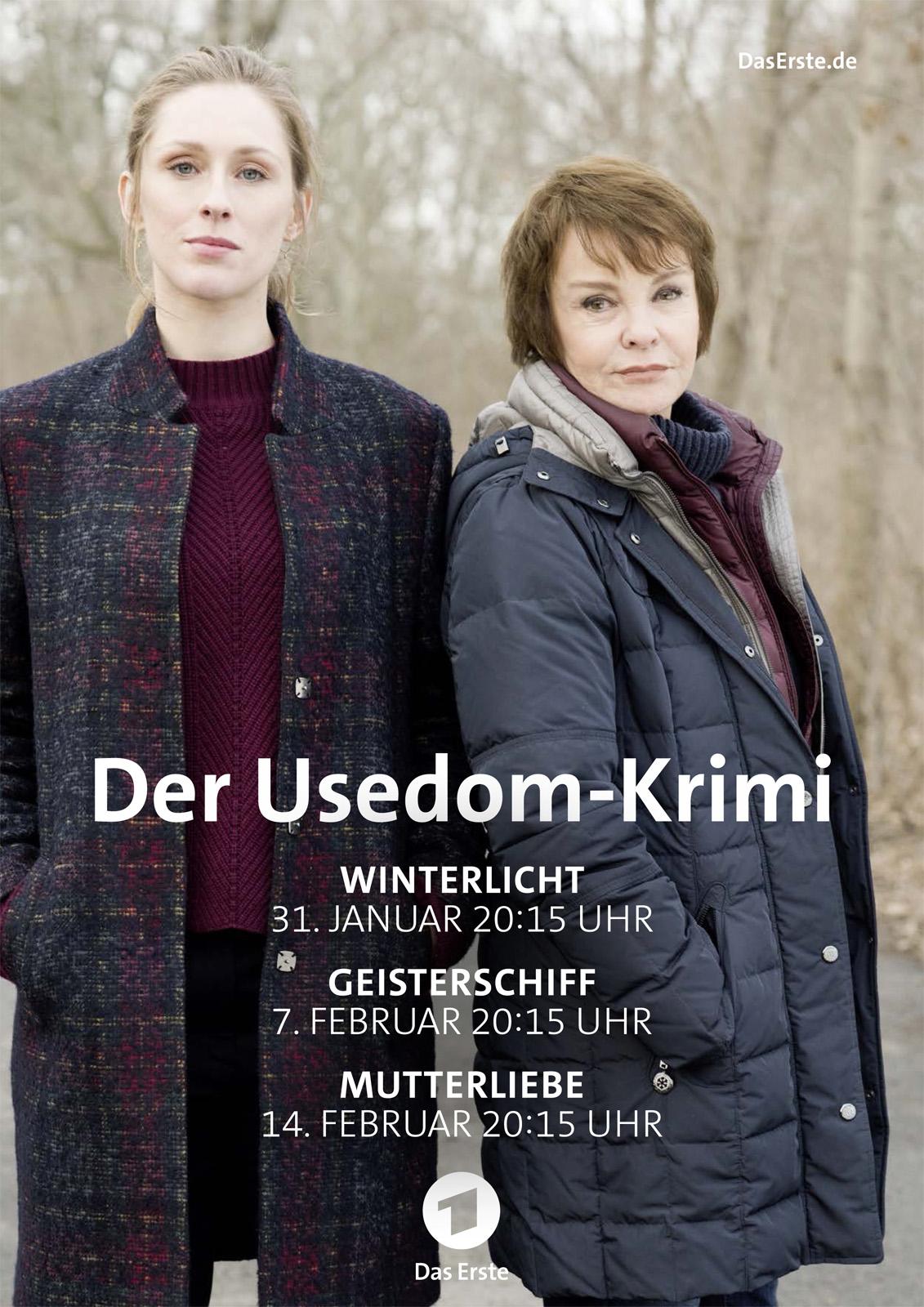 Winterlicht - Der Usedom-Krimi