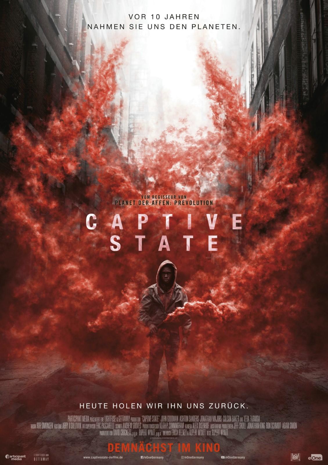 Captive State - Film 2019 - FILMSTARTS.de