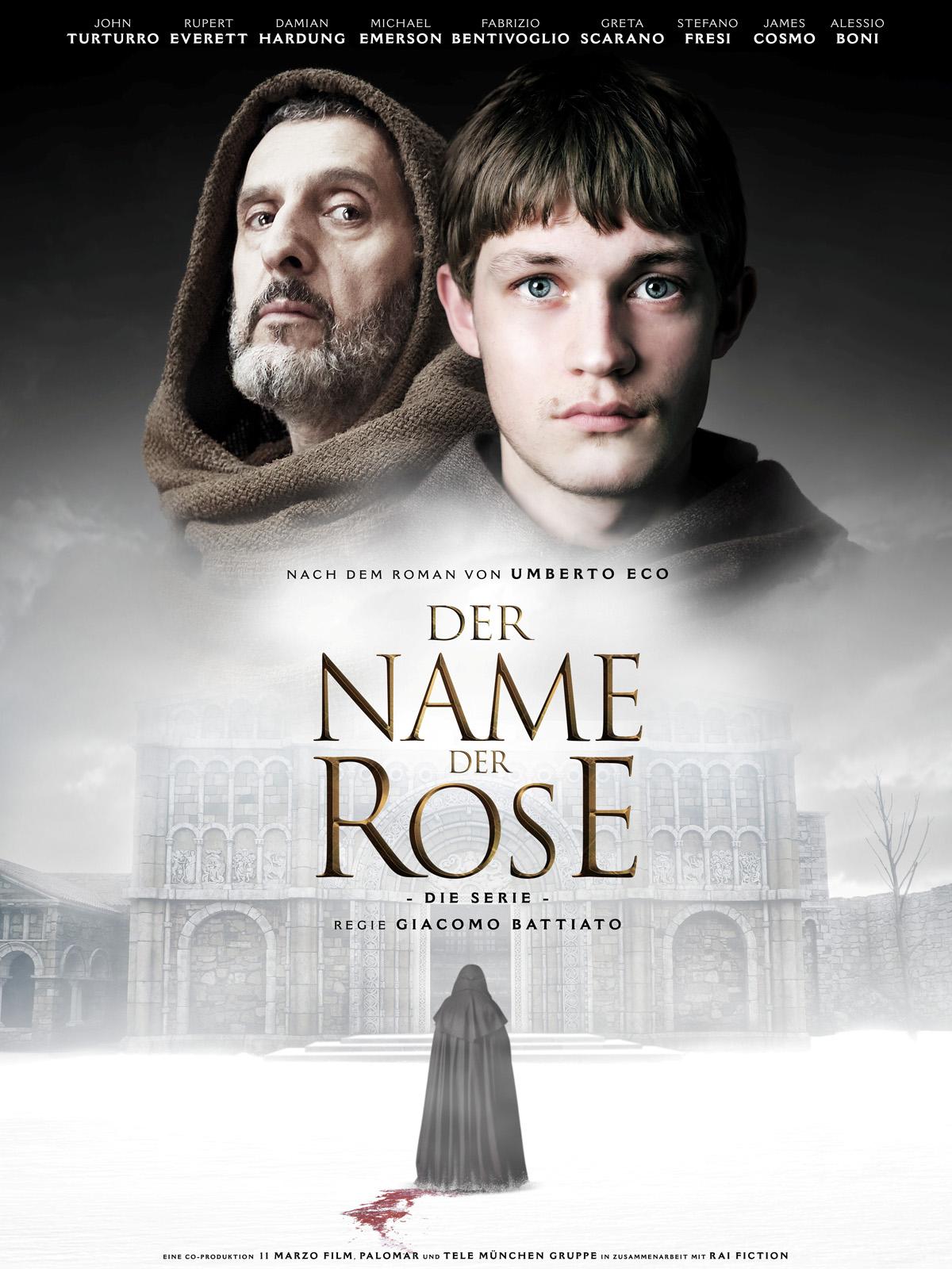 Der Namen Der Rose