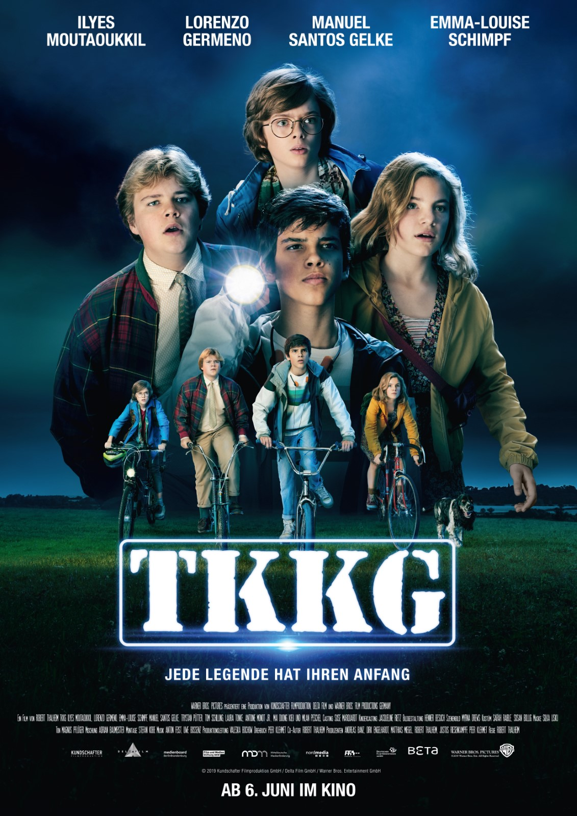 Kinder Filme 2019
