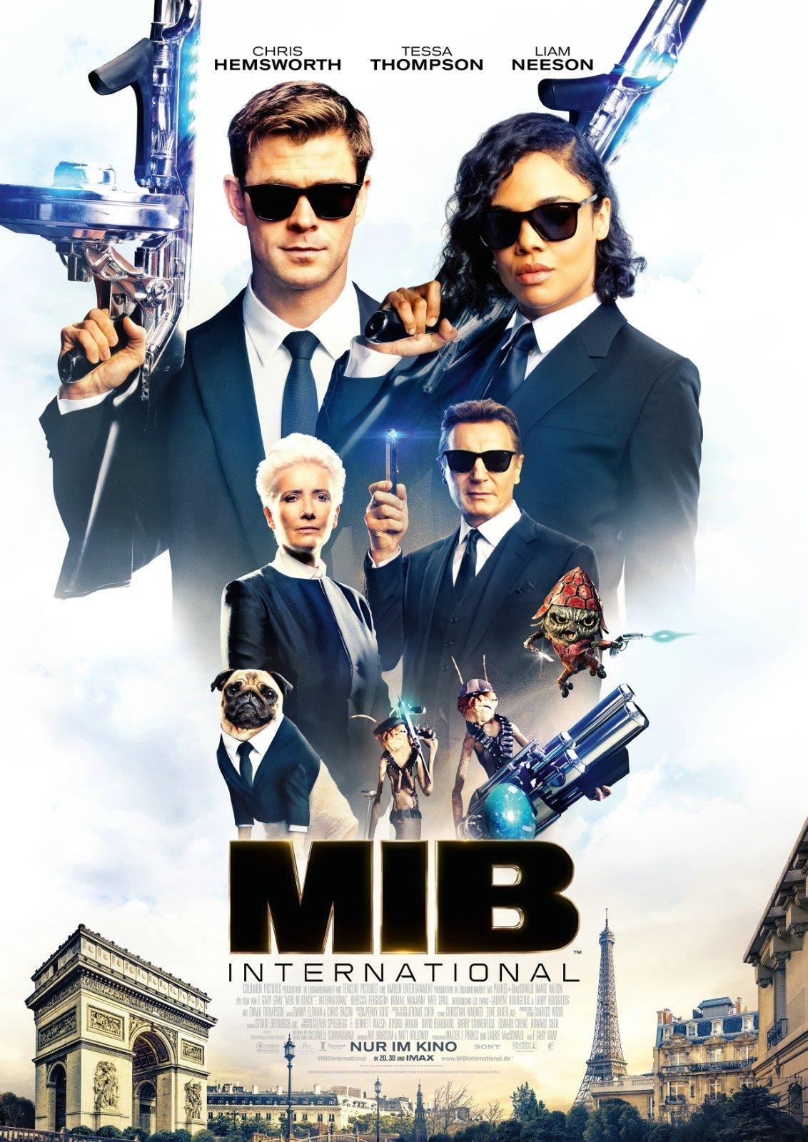 84399de13b Men in Black 4 - Film 2019 - FILMSTARTS.de