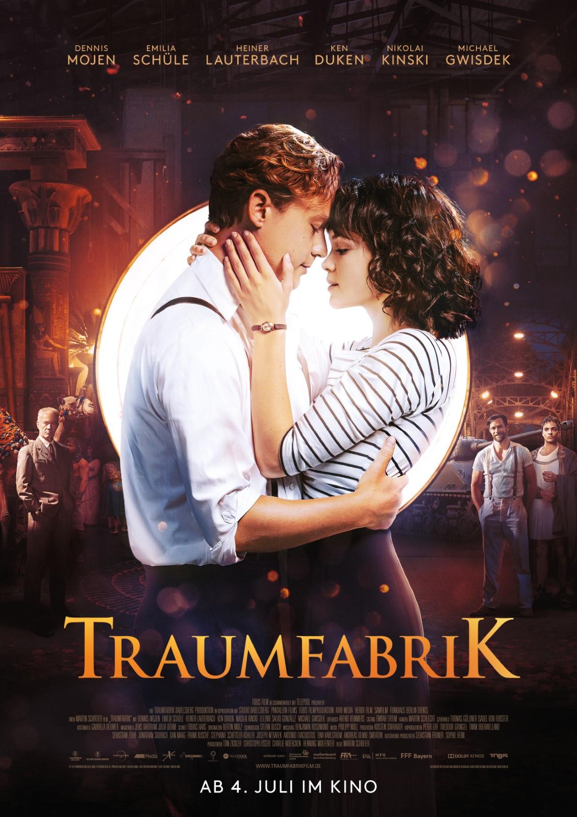 Traumfabrik Trailer