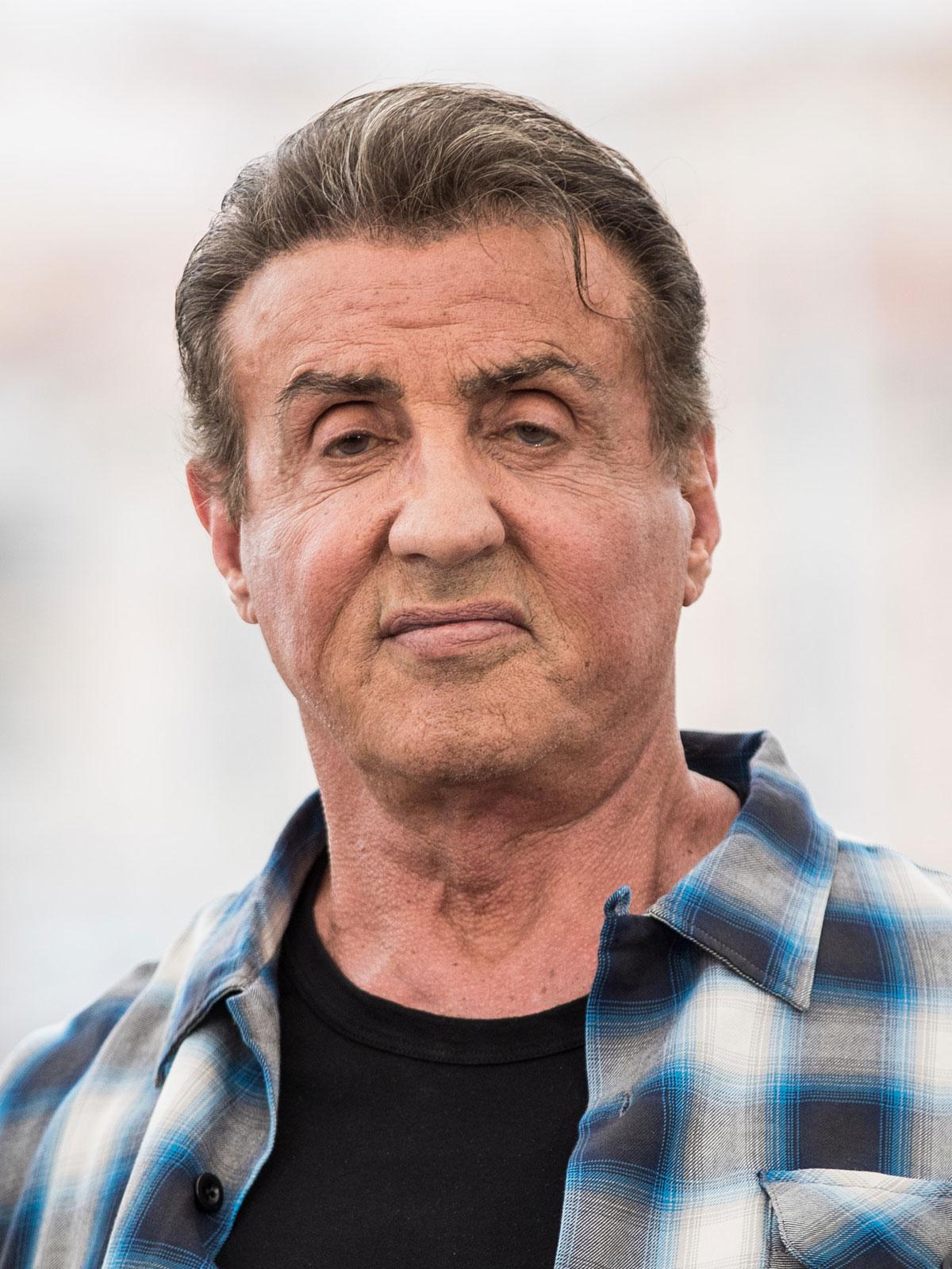 Sylvester Stallone Alter