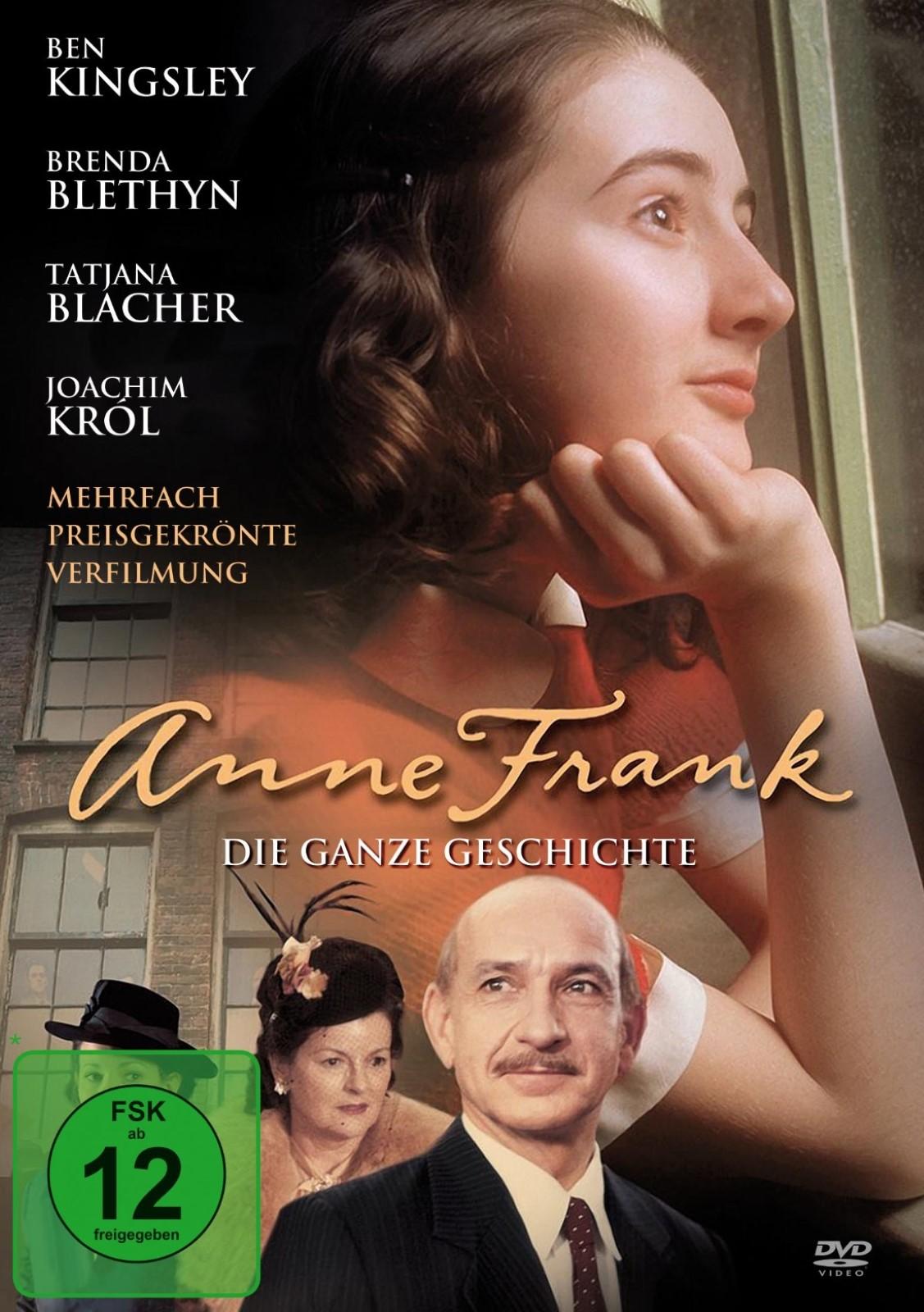 Anne Frank Film Kostenlos Anschauen