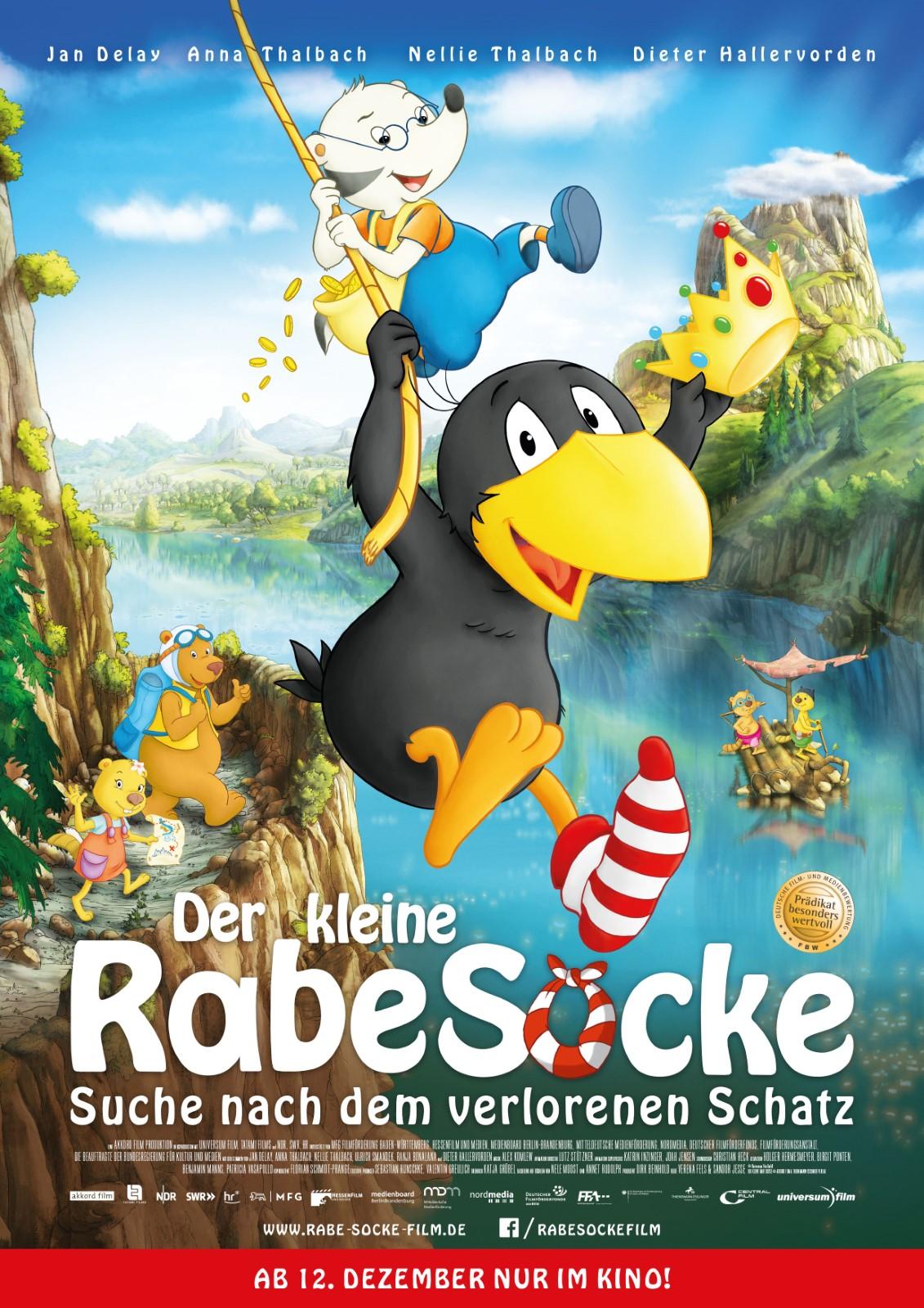 Der Kleine Rabe Socke Suche Nach Dem Verlorenen Schatz Film 2019 Filmstarts De