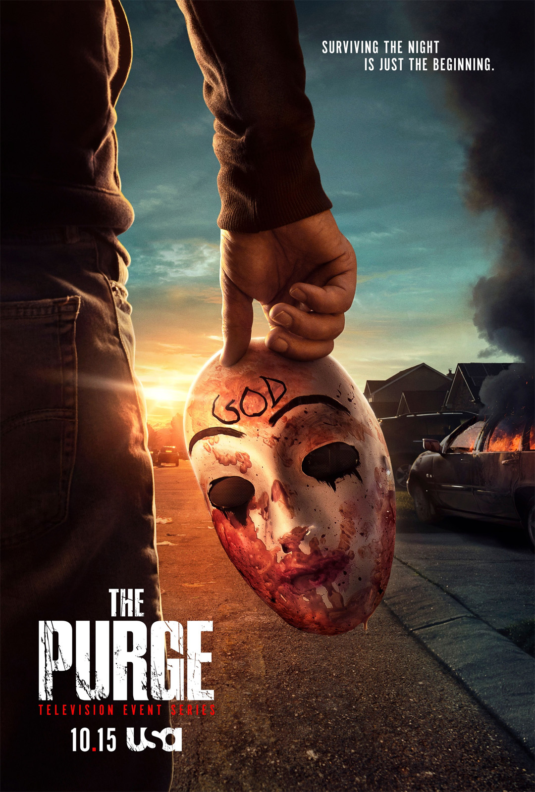 The Purge Serie Deutsch