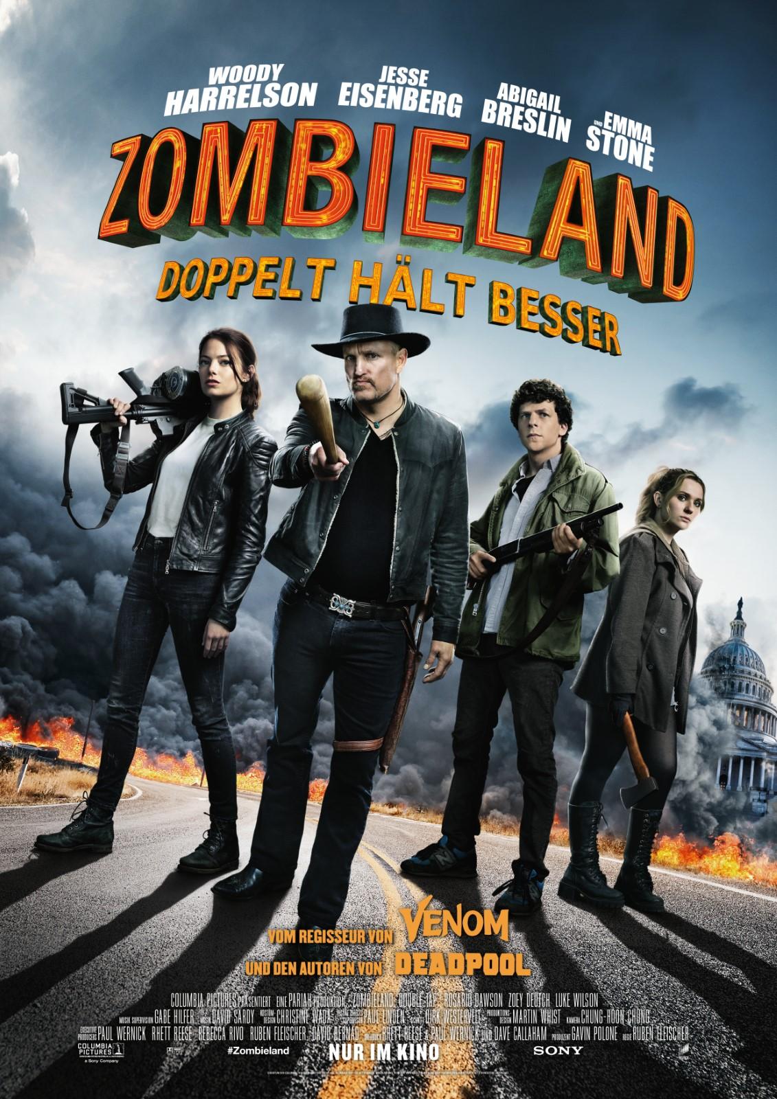 Zombieland 2 Besetzung