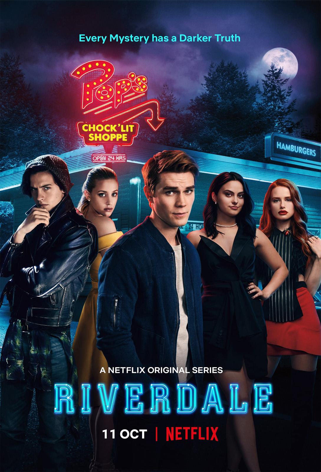 Netflix Riverdale Staffel 2