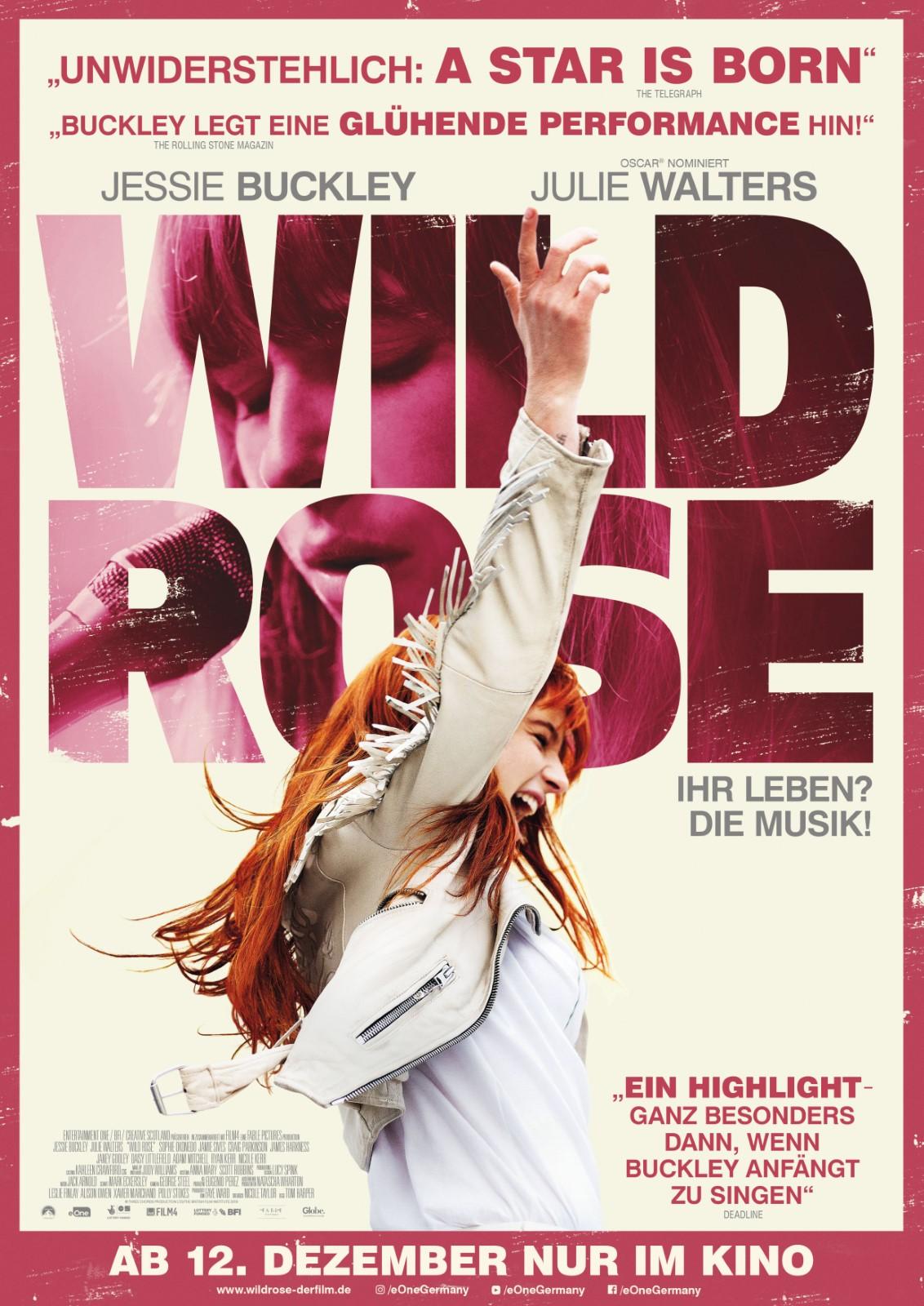 Wild Rose Film 2018 Filmstarts De