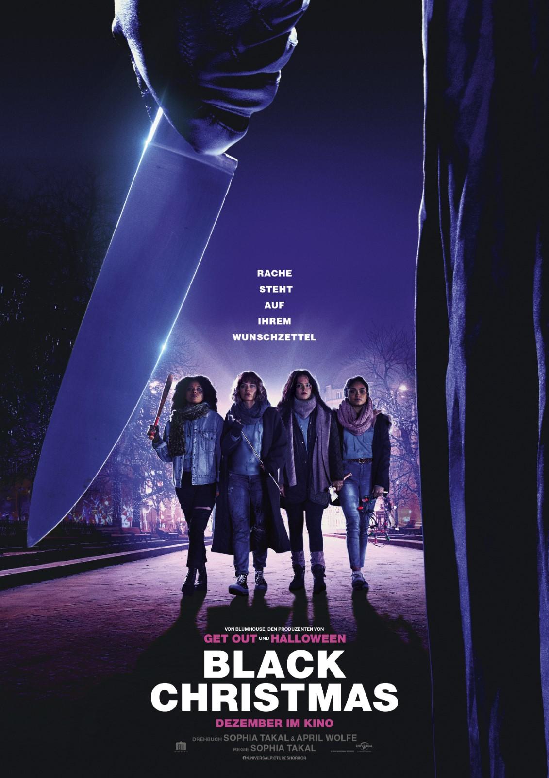 Black Christmas Kino