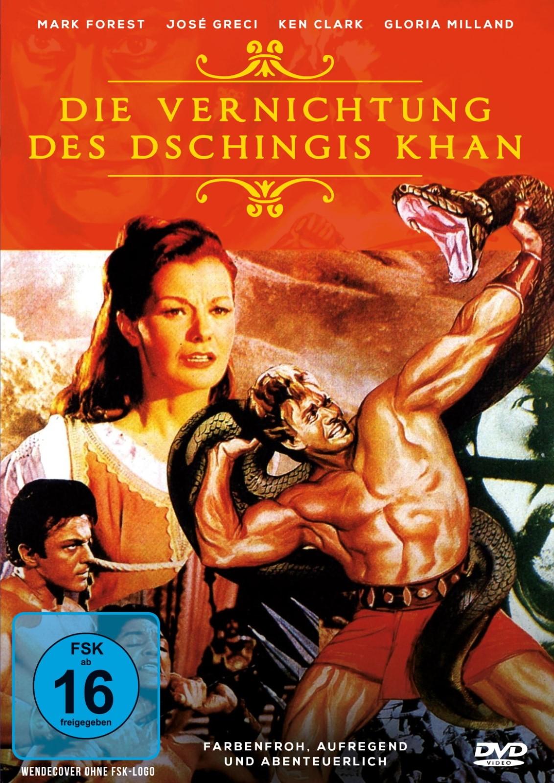 Dschingis Khan Film