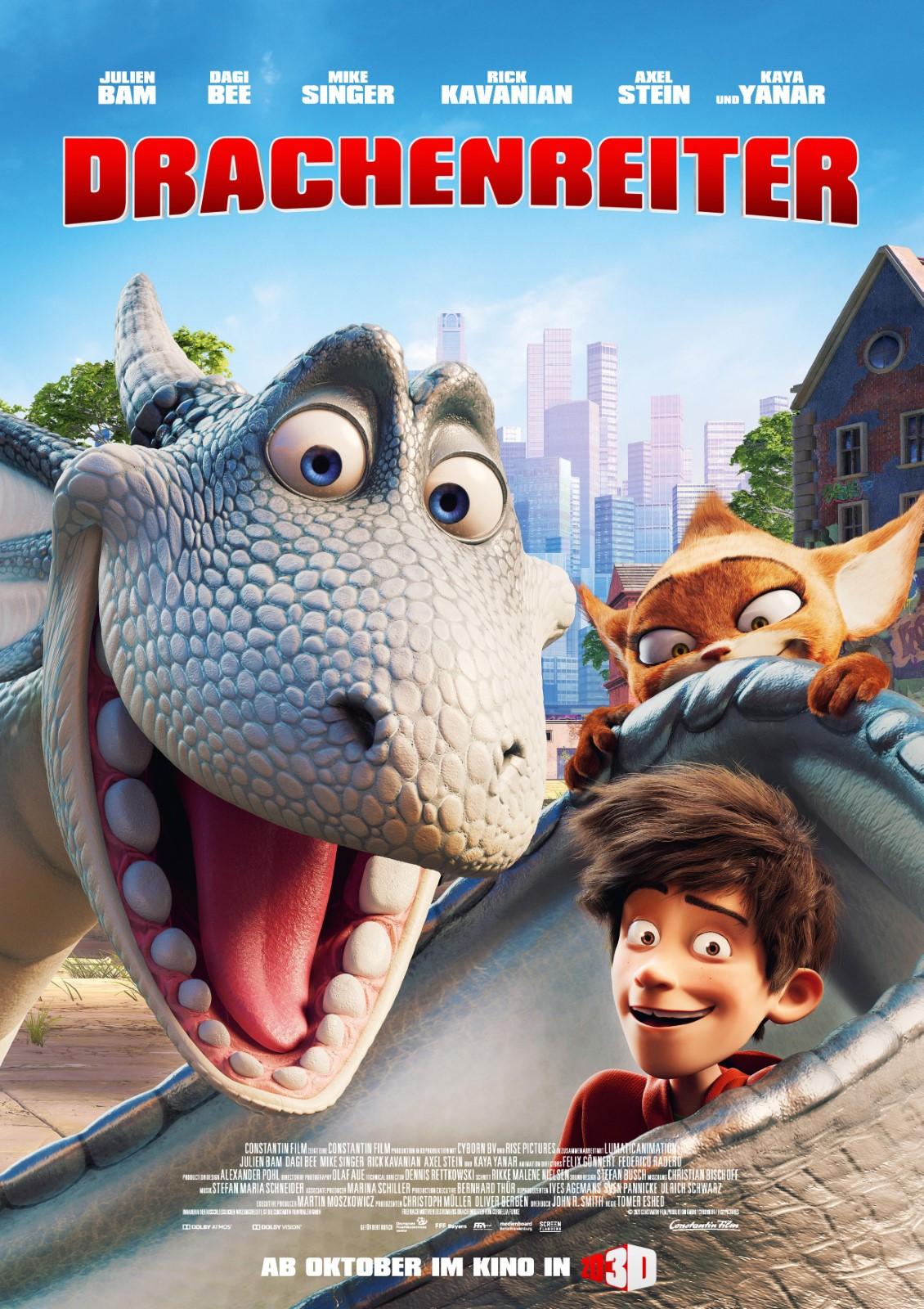 Drachenreiter Film 2020 Filmstarts De