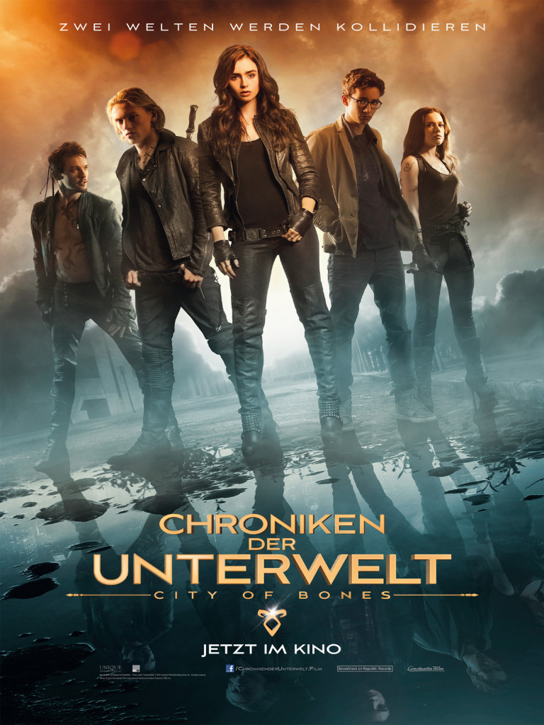 Chroniken Der Unterwelt - City Of Bones Film Stream