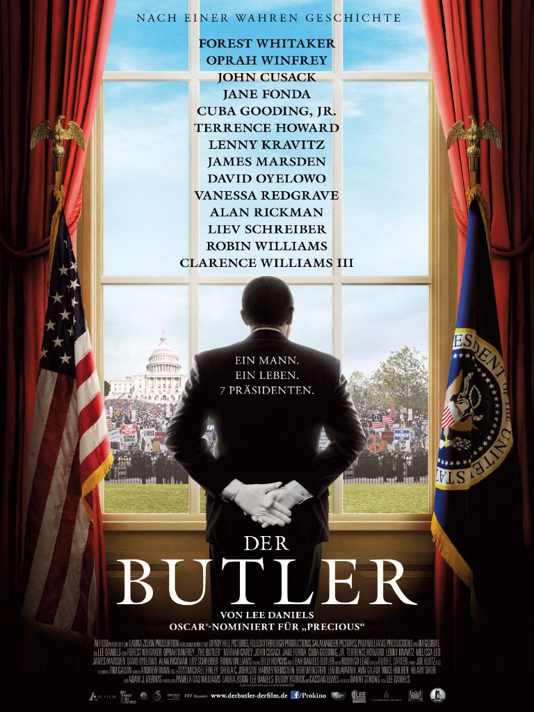 Der Butler Film 2013