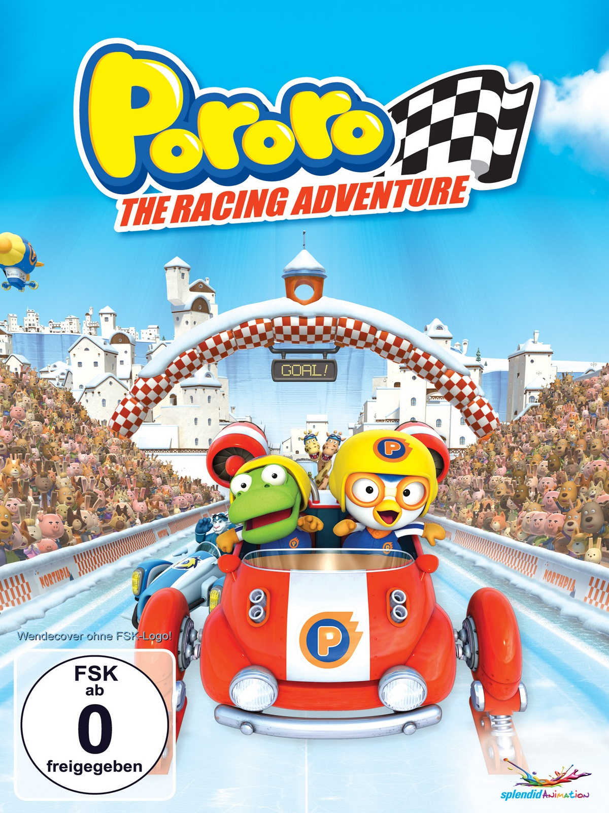 Pororo - The Racing Adventure - Film 2013 - FILMSTARTS.de