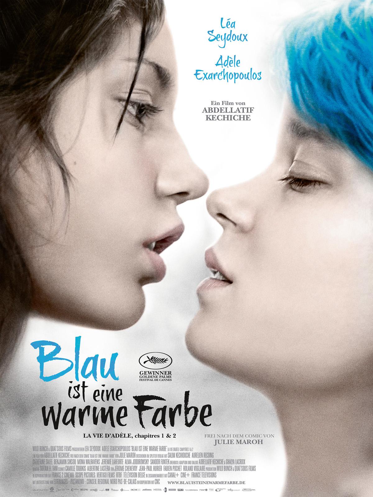 Blau Ist Eine Warme Farbe Schauspieler Regie Produktion Filme