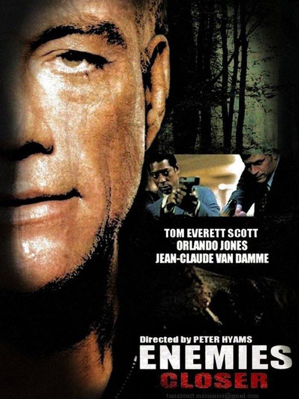 Poster Zum Enemies Closer Bild 3 Filmstarts De