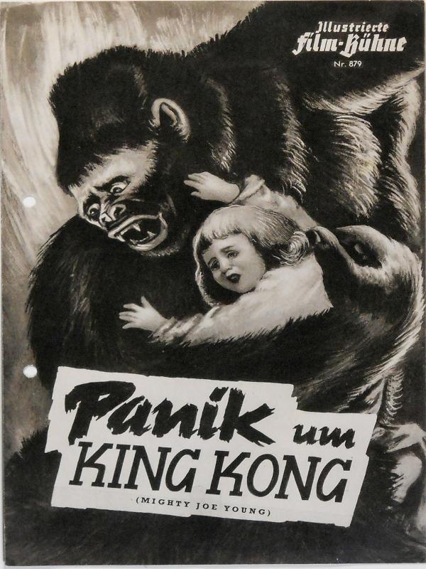 King Kong Besetzung
