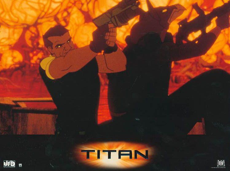 Titan A.E. : Bild