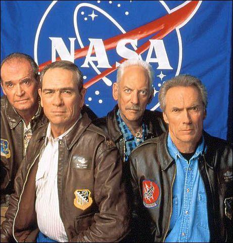 Space Cowboys : Bild Clint Eastwood, Donald Sutherland, James Garner, Tommy Lee Jones