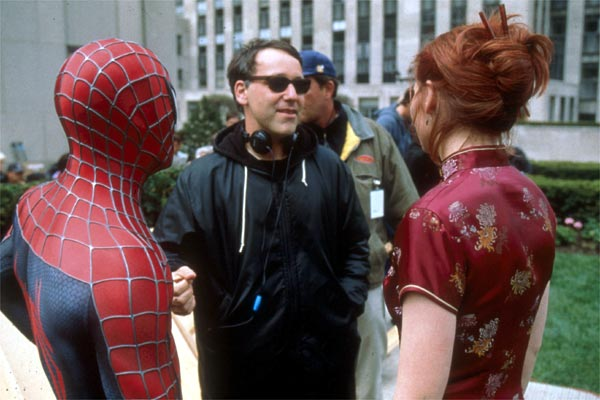 Spider-Man : Bild Sam Raimi