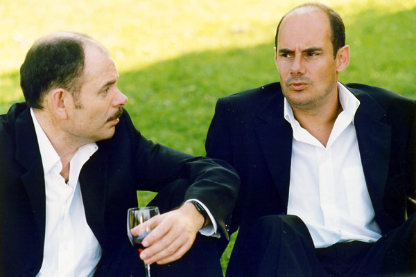 Die Herzen der Männer : Bild Bernard Campan, Jean-Pierre Darroussin