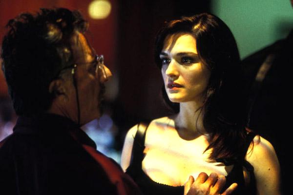 Confidence : Bild Dustin Hoffman, Edward Burns, Rachel Weisz