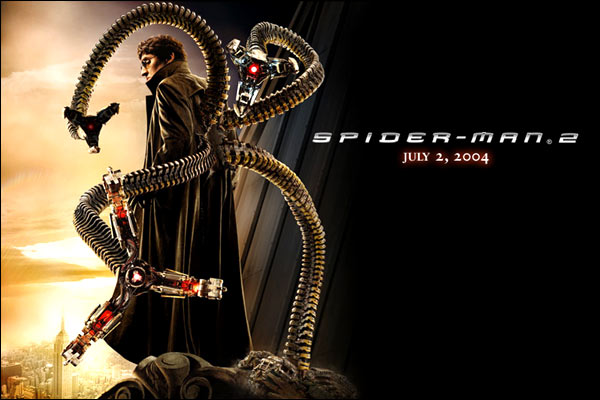 Spider-Man 2 : Bild Alfred Molina