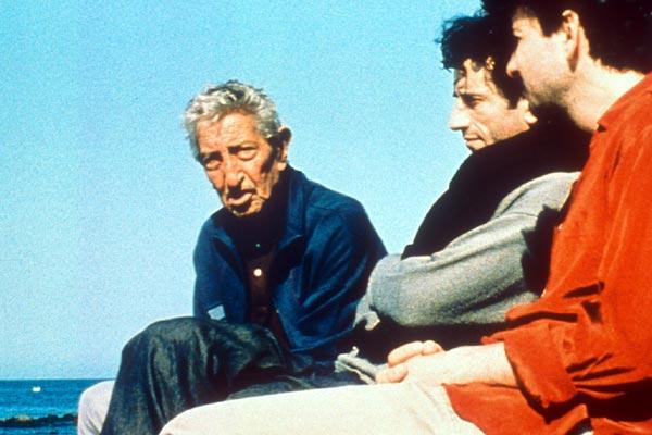 Sein Bruder : Bild Bruno Todeschini, Eric Caravaca, Maurice Garrel