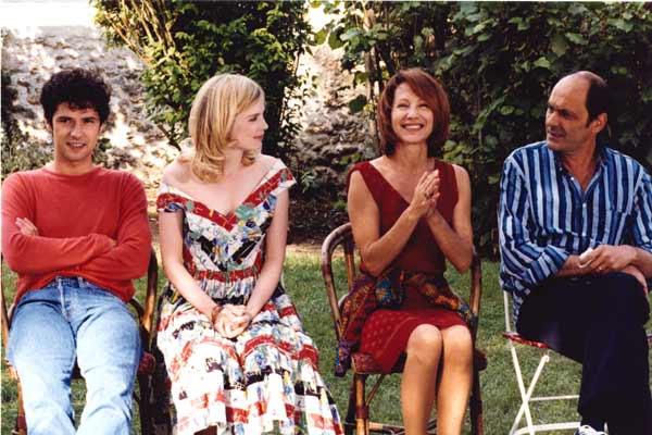 Bild Isabelle Carré, Jean-Pierre Bacri, Melvil Poupaud, Nathalie Baye, Noémie Lvovsky