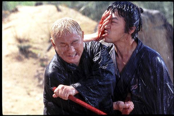 Zatoichi - Der blinde Samurai : Bild Takeshi Kitano