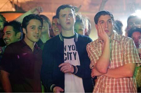 American Pie – Jetzt wird geheiratet : Bild Eddie Kaye Thomas, Jason Biggs, Jesse Dylan, Thomas Ian Nicholas
